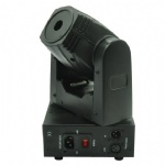 LHF300RGB RGBYPCW Fat-Beam DMX Mini Moving-Head laser Light